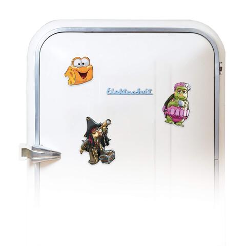 √Coole Kühlschrank-Magneten von Sascha Grammel - 3er Set Kühlschrank-Magneten jetzt im Bravado Shop