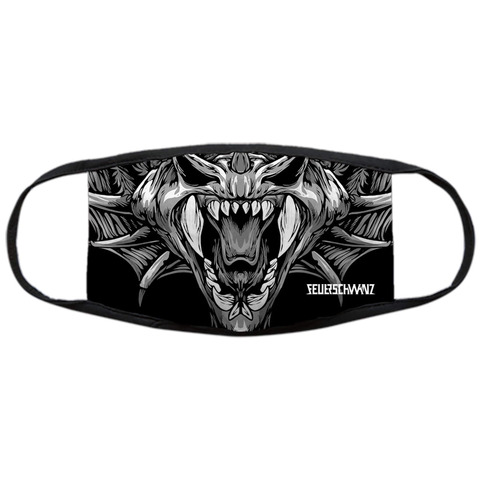 √Drache von Feuerschwanz - mask jetzt im Bravado Shop