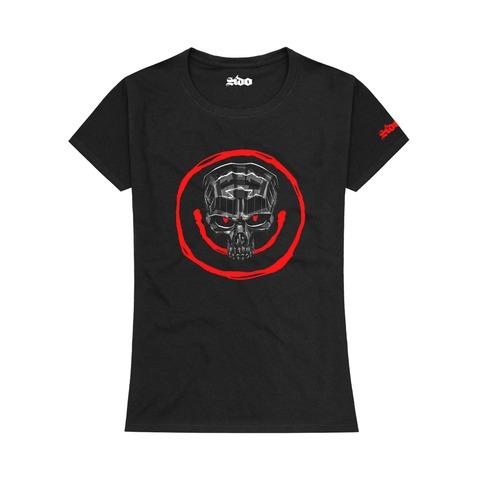 √8 Kostbarkeiten Cover von Sido - Girlie Shirt jetzt im Bravado Shop