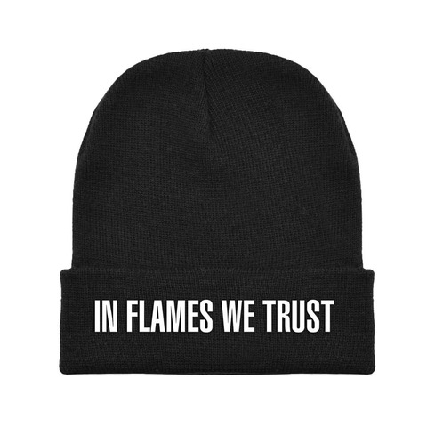 √In Flames We Trust von In Flames - Beanie jetzt im Bravado Shop