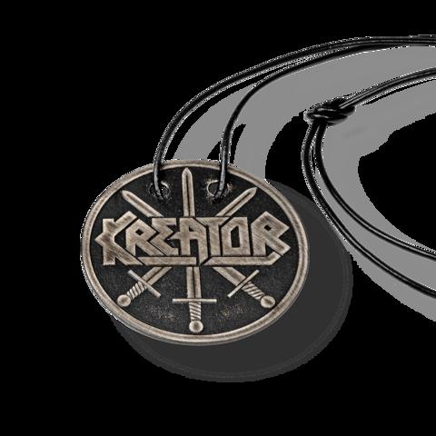 Kreator Swords von Kreator - Anhänger mit Lederband jetzt im Bravado Shop