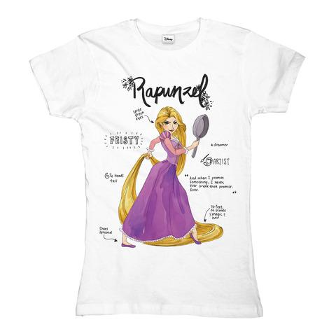 √Tangled - Rapunzel Specs von Disney - Girlie Shirt jetzt im Bravado Shop