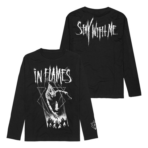 √Stay With Me von In Flames - Long Sleeve jetzt im Bravado Shop