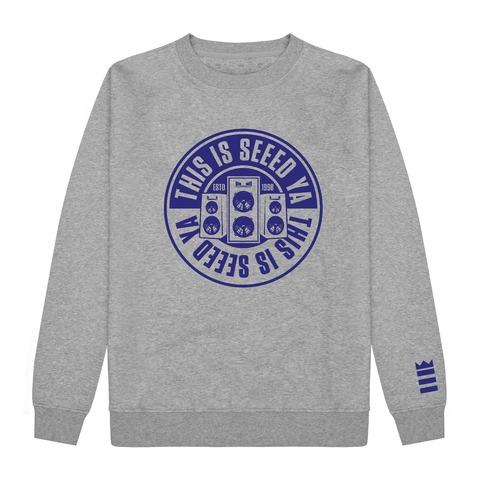 √Soundsystem von Seeed - Crewneck Sweater jetzt im Bravado Shop