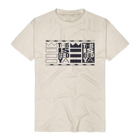 √Typo Crown von Seeed - T-shirt jetzt im Bravado Shop