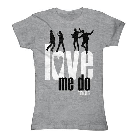 Love Me Do von The Beatles - Girlie Shirt jetzt im Bravado Store