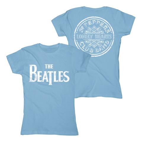 Sgt Peppers Distressed von The Beatles - Girlie Shirt jetzt im Bravado Store