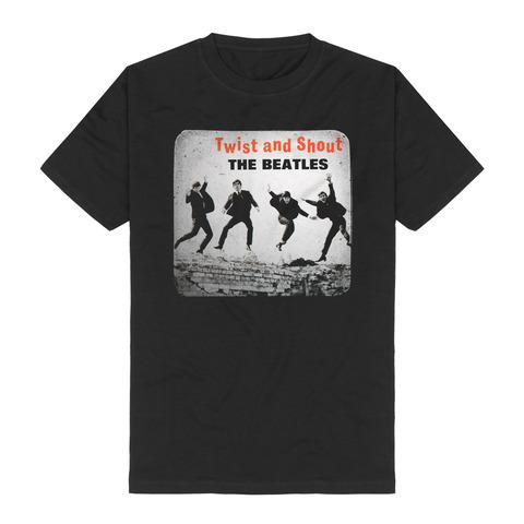 Twist And Shout von The Beatles - T-Shirt jetzt im Bravado Store