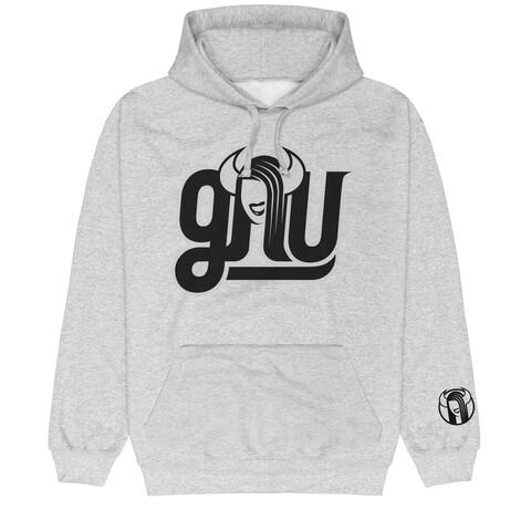 √Black Logo von GNU - Hood sweater jetzt im Bravado Shop