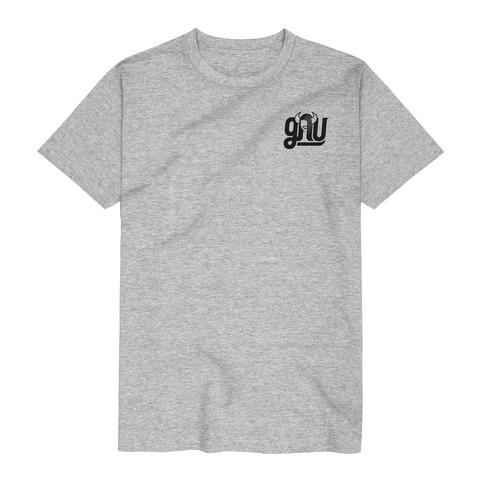 √Pocket Logo von GNU - T-Shirt jetzt im Bravado Shop