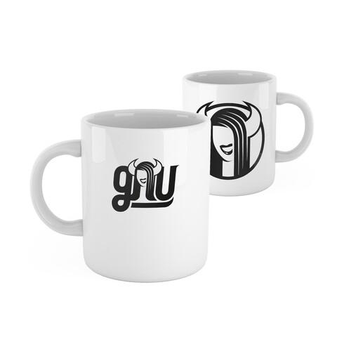 √Logo Mug von GNU - mug jetzt im Bravado Shop