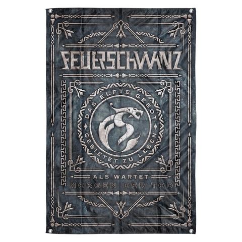 √Zu leben von Feuerschwanz - Flag jetzt im Bravado Shop