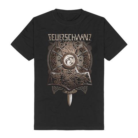 √Thors Hammer von Feuerschwanz - T-Shirt jetzt im Bravado Shop