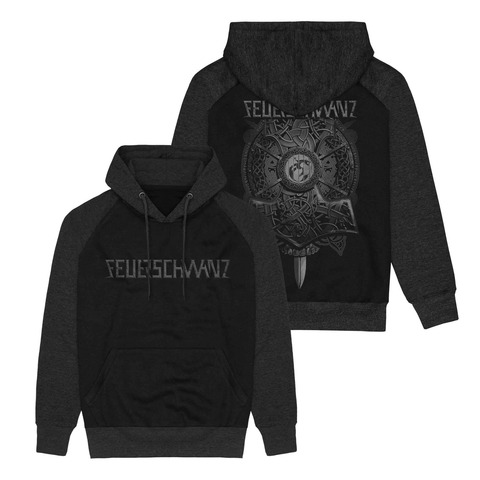 √Thors Hammer von Feuerschwanz - Hood sweater jetzt im Bravado Shop
