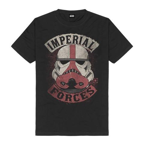 √Imperial Forces von Star Wars - T-Shirt jetzt im Bravado Shop