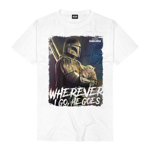 Wherever I Go von Star Wars - T-Shirt jetzt im Bravado Store
