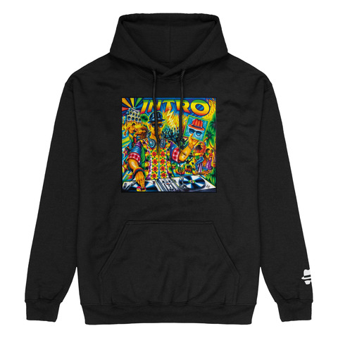 √INTRO COVER von Jan Delay - Hood sweater jetzt im Bravado Shop