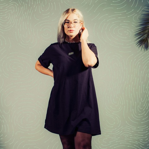 √Green Stream Dress von Green Berlin -  jetzt im Bravado Shop