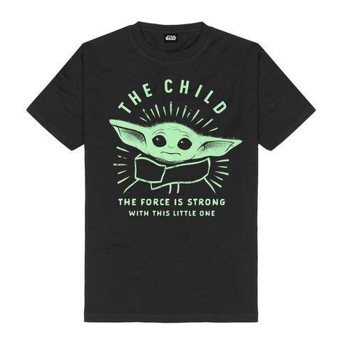 The Force Is Strong von Star Wars - T-Shirt jetzt im Bravado Store