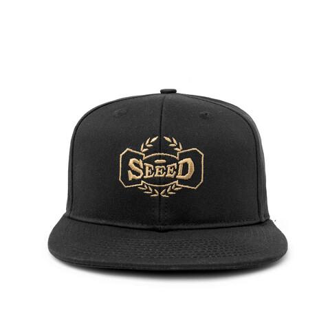 √Logo Leaves von Seeed - Cap Snapback jetzt im Bravado Shop