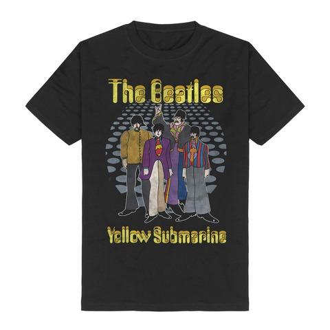 Yellow Submarine Groovy Dots von The Beatles - T-Shirt jetzt im Bravado Store