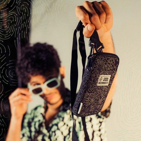 √Green Stream Bag von Green Berlin - Pocket jetzt im Bravado Shop