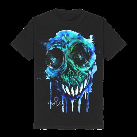 Camplin Skull von Clayman Limited - T-Shirt jetzt im Bravado Shop