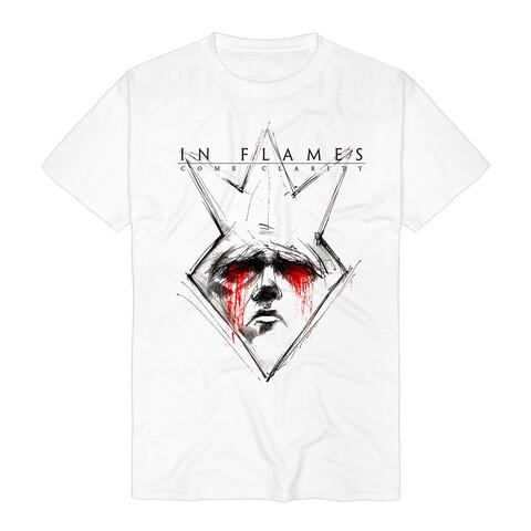 √Come Clarity Jesterhead von In Flames - t-shirt jetzt im Bravado Shop