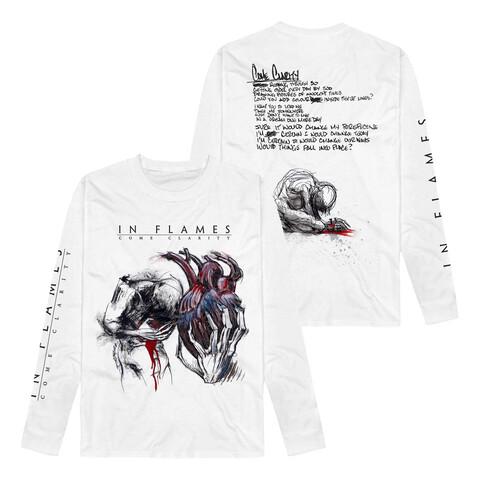 √Come Clarity Lyrics von In Flames - Long Sleeve jetzt im Bravado Shop
