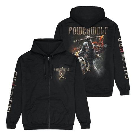 √Call Of The Wild von Powerwolf - Hooded jacket jetzt im Bravado Shop