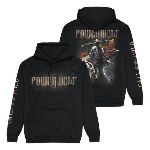√Call Of The Wild von Powerwolf - Hood sweater jetzt im Bravado Shop