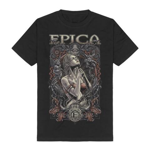 Uncontrollably von Epica - T-Shirt jetzt im Bravado Shop
