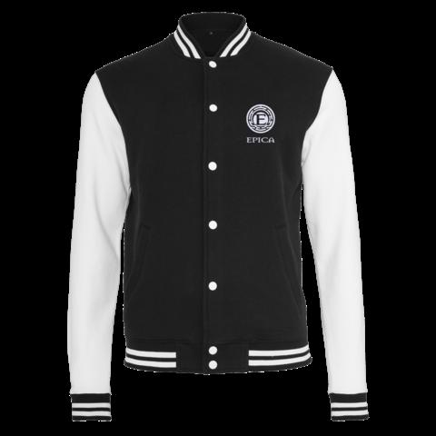 √Epica Logo von Epica - College Jacket jetzt im Bravado Shop