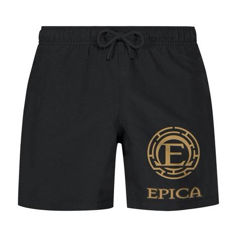 Epica Logo von Epica - Swim Shorts jetzt im Bravado Shop
