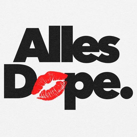 √Alles Dope Kiss von CRO - Poster jetzt im Bravado Shop