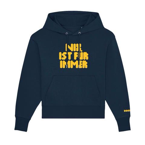 √Nix Ist Für Immer von Bosse - Hood sweater jetzt im Bravado Shop