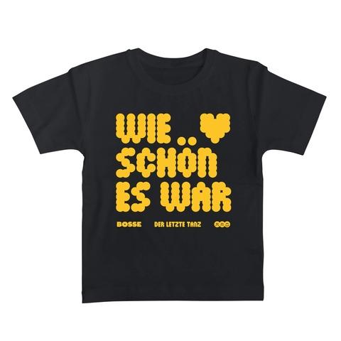 √Wie schön es war von Bosse - Kids Shirt jetzt im Bravado Shop