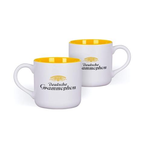 √Klassik Logo von Deutsche Grammophon - mug jetzt im Bravado Shop