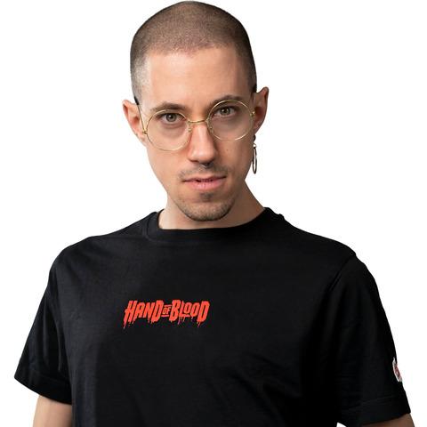 HandOfBlood Schriftzug von HandOfBlood - T-Shirt jetzt im Bravado Shop