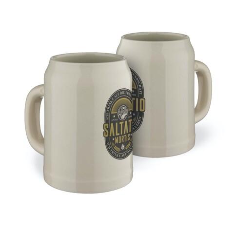 √Ich trinke auf die Freundschaft von Saltatio Mortis - Beer mug jetzt im Bravado Shop