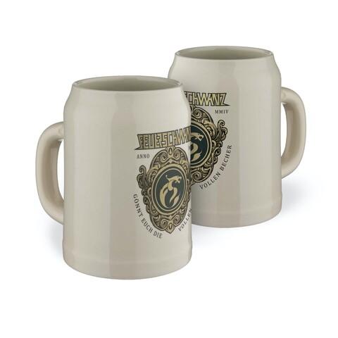√Gönnt euch von Feuerschwanz - Beer mug jetzt im Bravado Shop