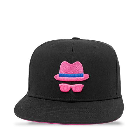 Hat & Glasses von Jan Delay - Snap Back Cap jetzt im Bravado Store
