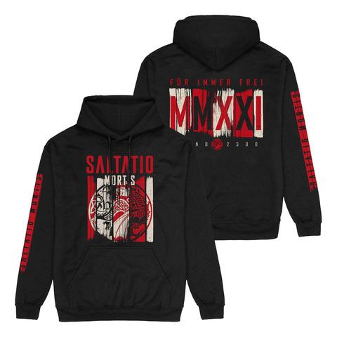 √Dragon Stripes von Saltatio Mortis - Hood sweater jetzt im Bravado Shop
