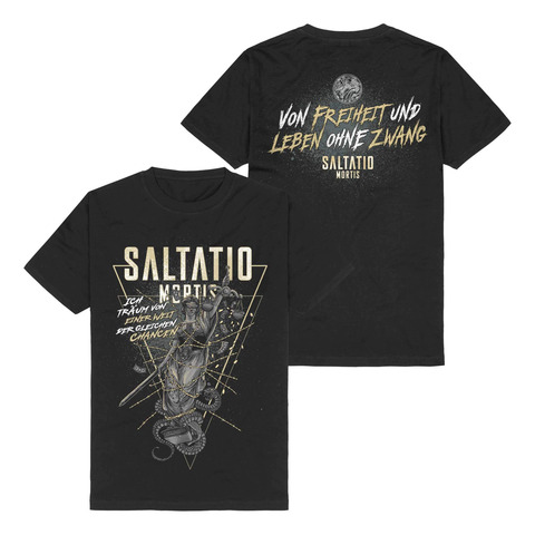 √Justitia von Saltatio Mortis - T-Shirt jetzt im Bravado Shop
