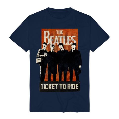 Ticket To Ride von The Beatles - T-Shirt jetzt im Bravado Store