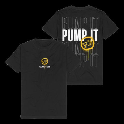 √Pump It von Scooter - T-Shirt jetzt im Bravado Shop