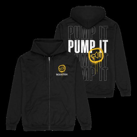 √Pump It von Scooter - Hooded jacket jetzt im Bravado Shop
