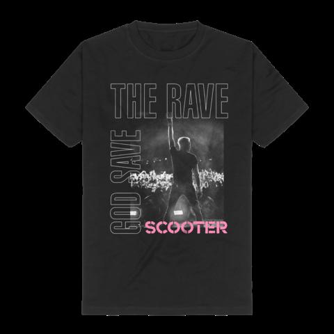 √God Save The Rave Raver von Scooter - T-Shirt jetzt im Bravado Shop