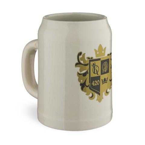 Mittelalter Wappen von Sido - Bierkrug 0,5L jetzt im Bravado Shop