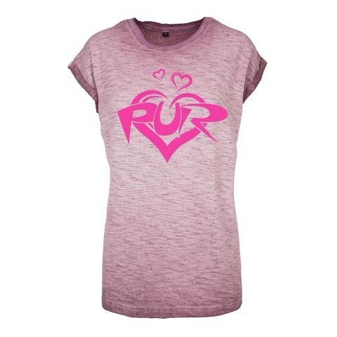 Pur Heart von Pur - Damen Shirt jetzt im Bravado Store